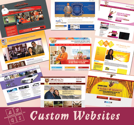 Let us BRAND your online business to match your print media