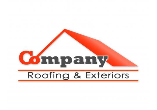 Company Roofing & Exteriors logo