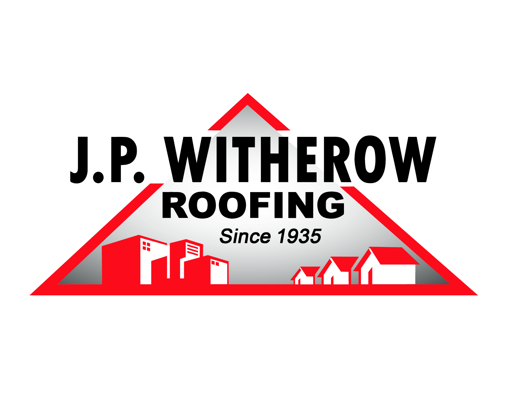 JP Witherow Roofing Company logo
