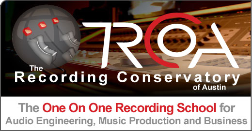 The Recording Conservatory of Austin, TRCoA