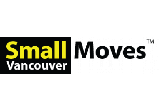 Small Moves Vancouver logo