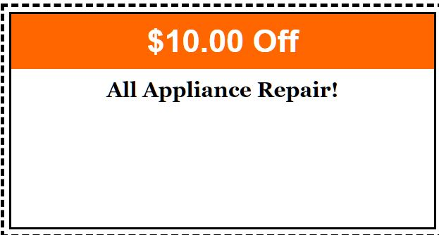 Mention this coupon to Crystal or Katie... http://ableappliance.net/about-us/meet-the-team/