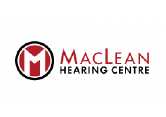 MacLean Hearing Centre Incorporated logo