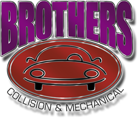 Brothers Collision Logo