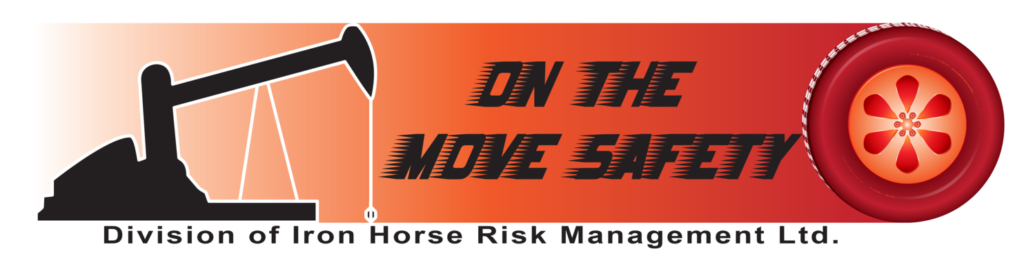 On The Move Safety logo