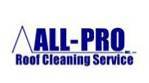 ALL-PRO Roof & Exterior Cleaning logo