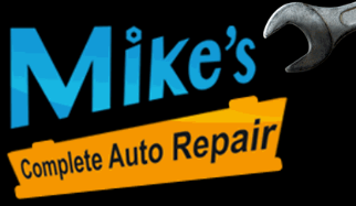 Mike's Complete Auto Repair logo