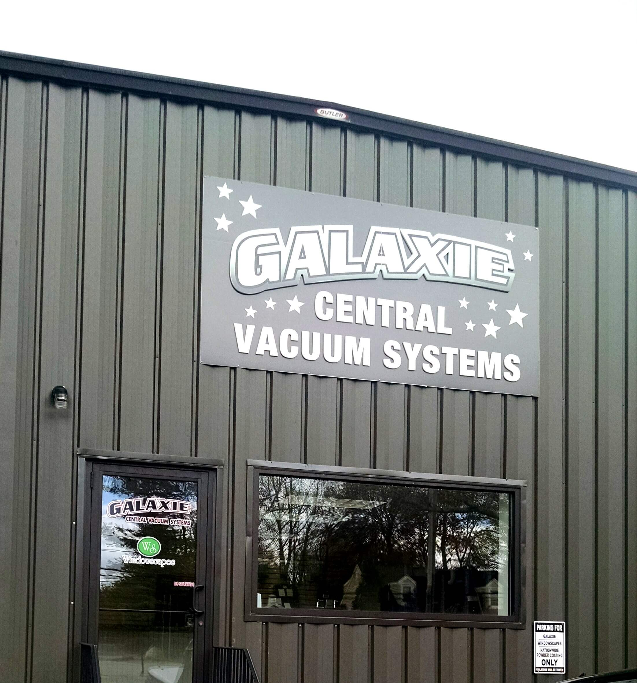 Galaxie Central Vacuum Systems