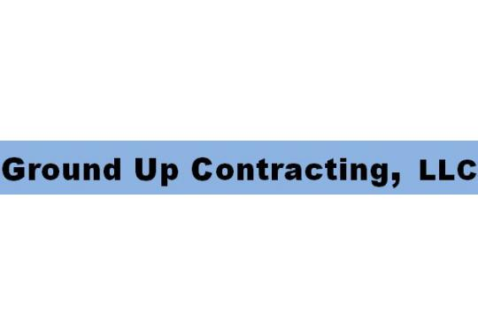 Ground Up Contracting, LLC logo