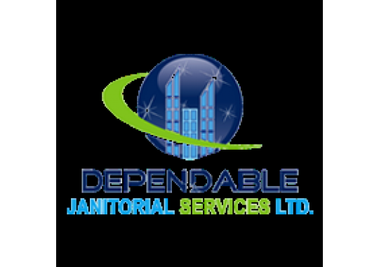 Dependable Janitorial Services Ltd. logo