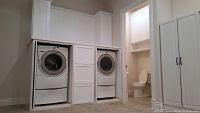 We do not just do Custom Homes but Remodels!