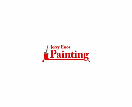 Jerry Enos Painting Co., Inc. logo
