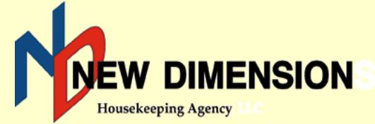 New Dimension Housekeeping Agency logo