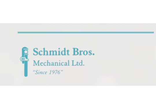 Schmidt Bros Mechanical Ltd logo