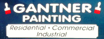Gantner Painting Co. logo
