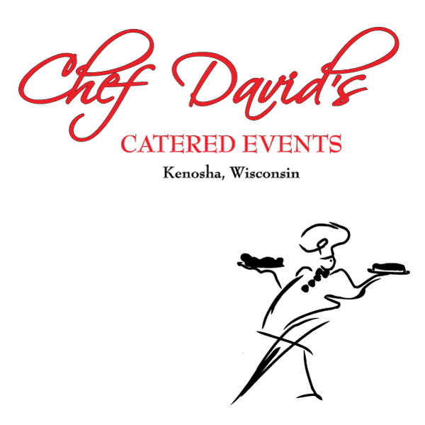 Chef David's Catered Events logo
