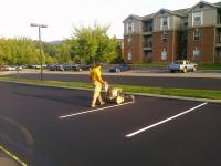 R. Williams Paving parking lot