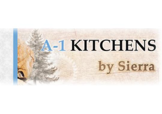 A-1 Kitchens by Sierra logo
