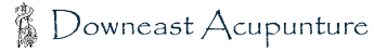Downeast Acupuncture LLC logo
