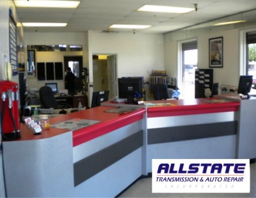 Allstate Transmission and Auto Repair of Phx, Az customer service area.