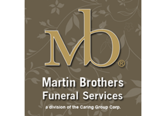 Martin Brothers Funeral Services logo