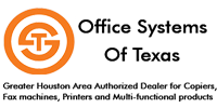 Office Systems of Texas logo