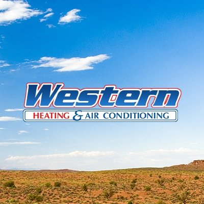 Western Heating & Air Conditioning logo