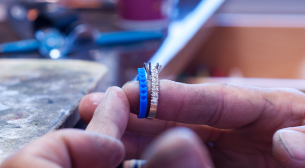 Custom Handcrafted Rings