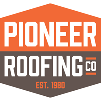 Pioneer Roofing Co. logo