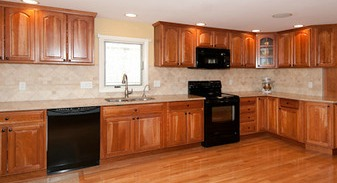 Kitchen Remodel with Radiant Heat Flooring