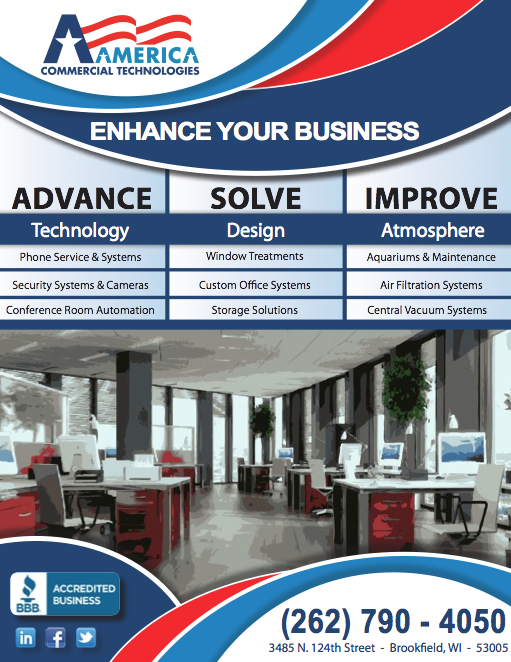 Advance by Technology