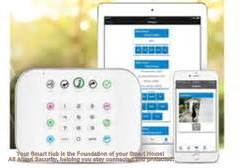 With All About Security's smart home security systems your home and family are protected and connected. One touch of a button on your smartphone can arm or disarm your system, let you know what door was last opened, if your door is locked, and so much more