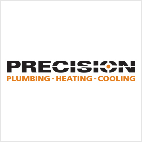 Precision Plumbing Sewer Drain Cleaning logo