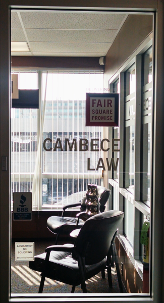 J.A Cambece Law Office, P.C. logo
