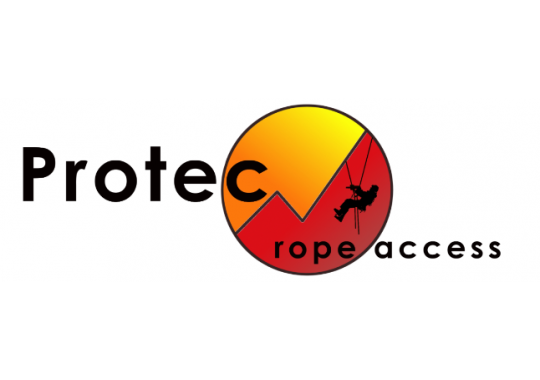 Protec Rope Access logo
