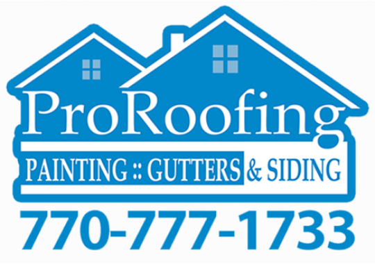 (770) 777 1733. Pro Roofing ...