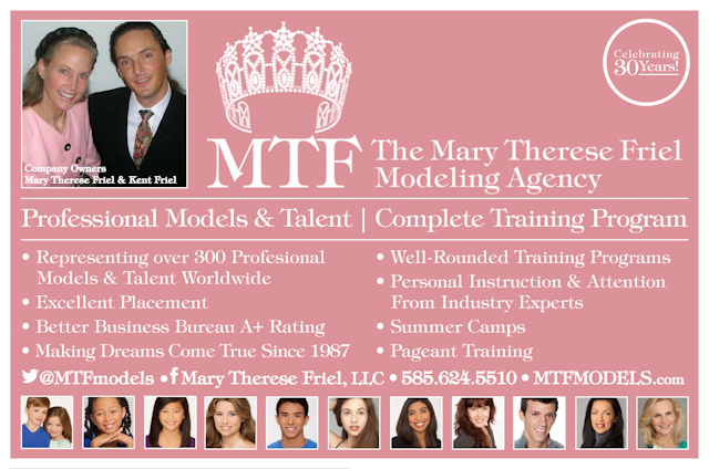 Modeling - Acting - Pageantry - Self-Development