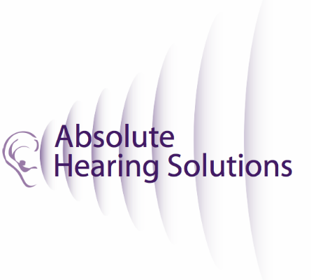 Absolute Hearing Solutions logo