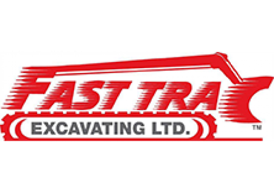 Fast Trac Excavating, Contracting, Snow Removal & Salting Services logo