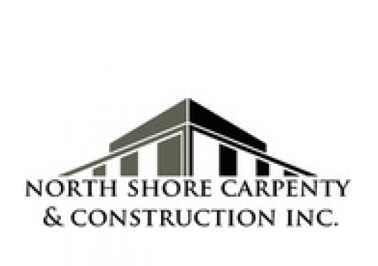 North Shore Carpentry and Construction logo