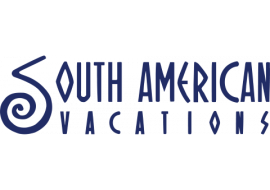 South American Vacations logo