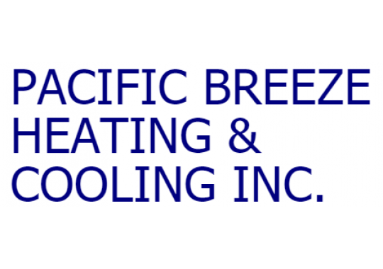 Pacific Breeze Heating & Cooling Inc. logo