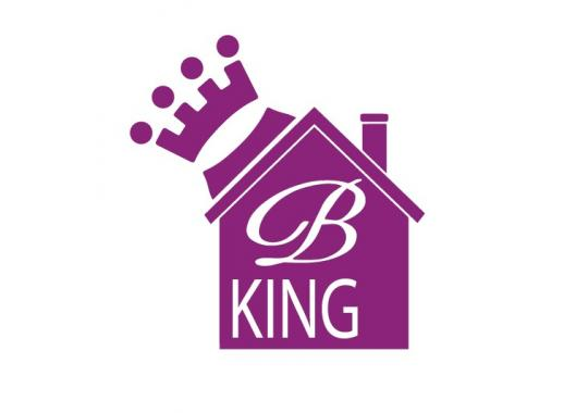 B King Roofing & Exteriors logo