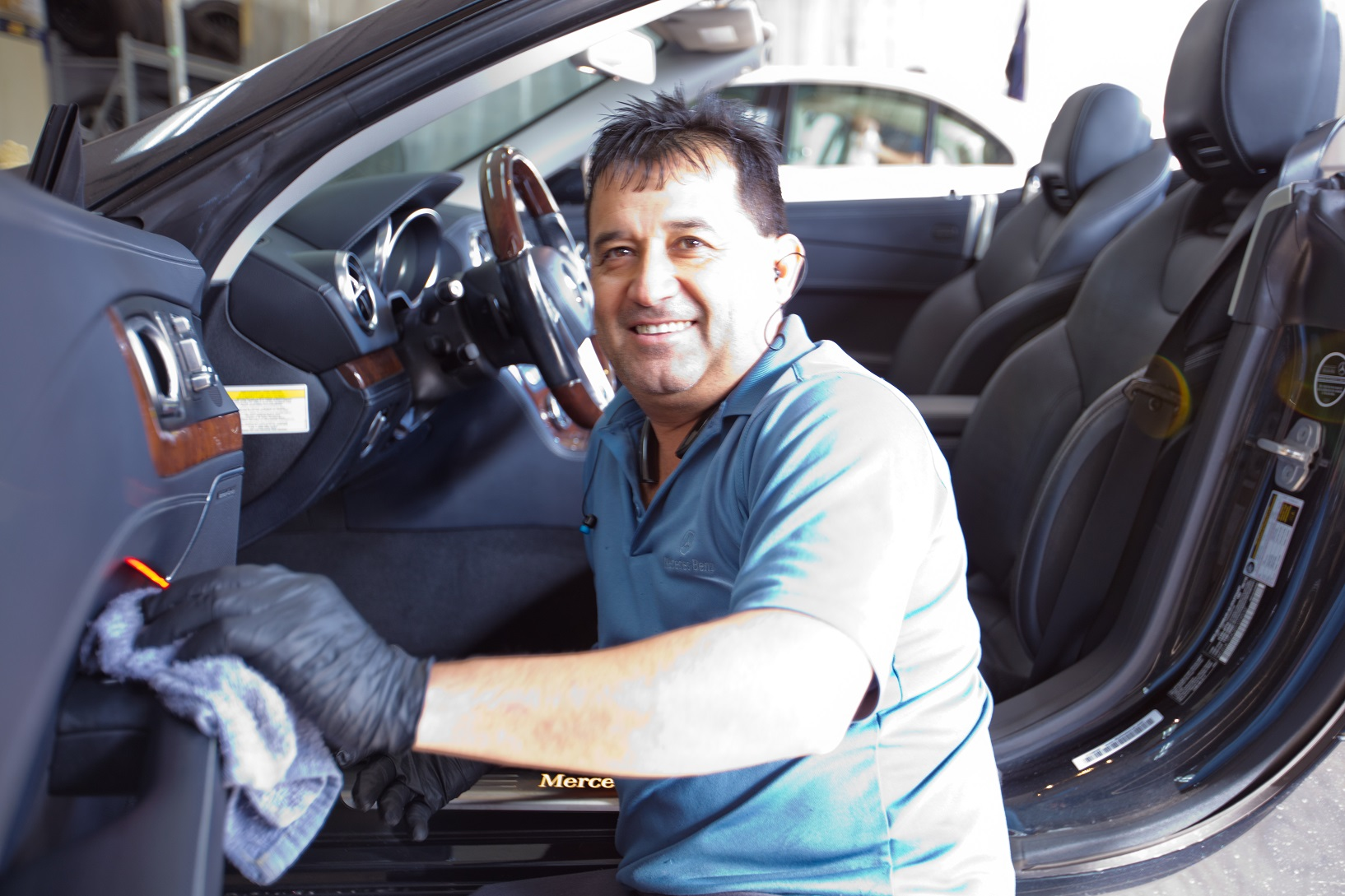 Keep your vehicle looking brand new with a detail every now and again. Our team will have the interior and/or exterior shining when you come to pick it up!