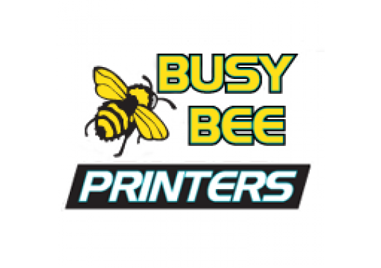 Busy Bee Printers logo