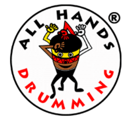 All Hands Drumming logo