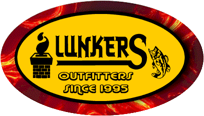 Lunkers Outfitters logo