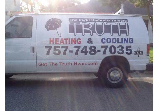 Truth Heating & Cooling, Inc. logo
