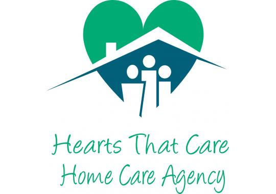Hearts That Care Home Care Agency logo