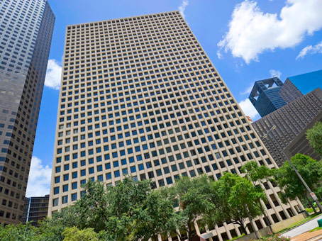 Proven Data Recovery Houston Texas office building